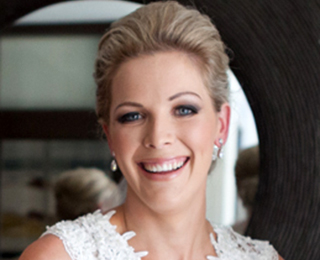 Winner Bride of the Year 2014, Connie Richardson