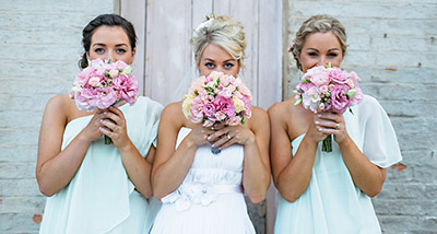 Bridesmaids Friends