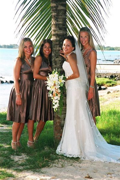 Bridesmaid Dresses on Bridesmaid Dresses   Bridesmaid Dress   Brown Or Gold Bridesmaid