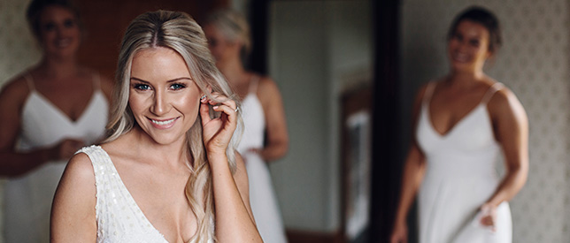 Rachael McGee, Bride of the Year 2017 Finalist