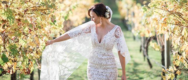 Ashley Brill, Bride of the Year 2018 Finalist