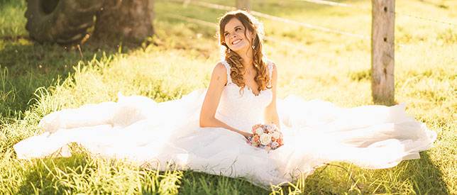 Samantha Dean, Bride of the Year 2017 Finalist