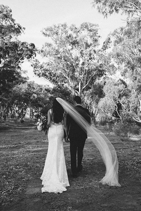 Ashlea and Jarrad Oakley Nicholls