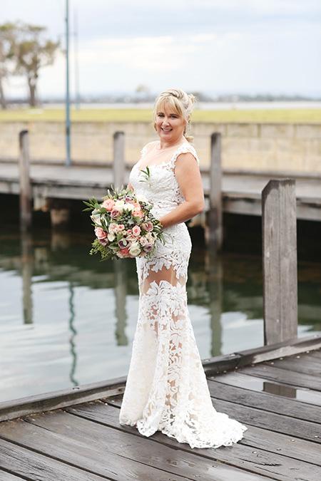 Bride, Carolyn Spanjers