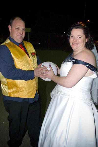 Cassandra & Mark Bateup