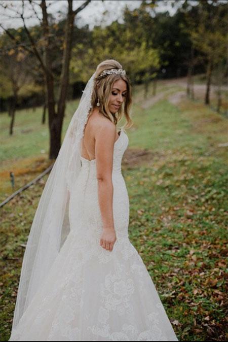 Bride, Chelsea Sargent