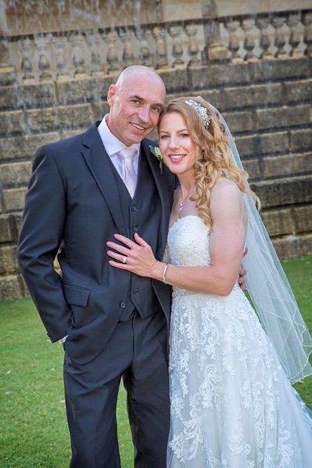Elise and Mark Sharman