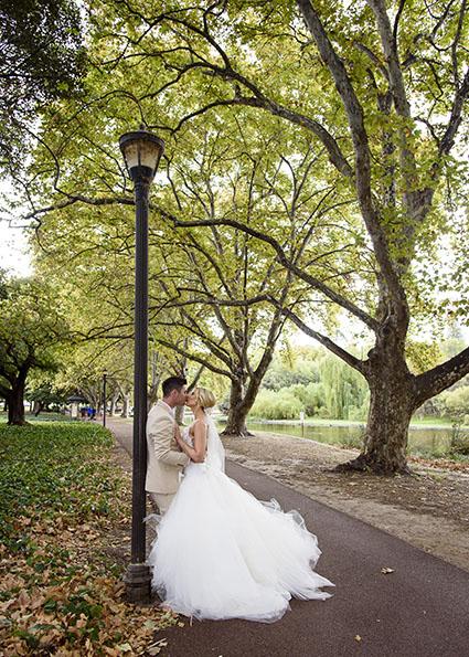 Bride & Groom, Emma & Brian Stevenson, wedding flowers