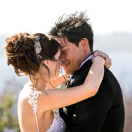 Gabriella and Peter Nguyen