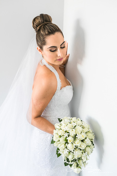 Bride, Jessica Trezona