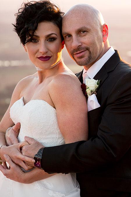 Bride, Jasmine Isack