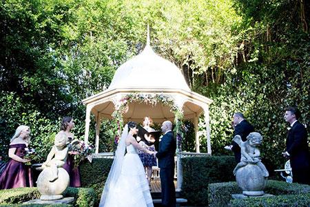 Bride & Groom, Jasmine and Justin Isack