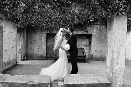 Bride & Groom, Lauren Pelizzon & Miguel Oliveira