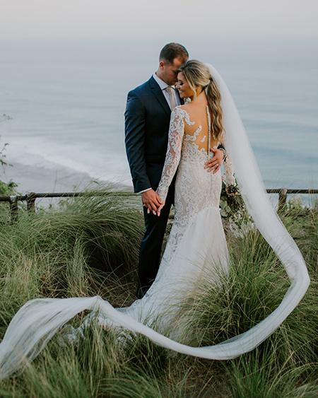 Lauren and Lloyd Harrington