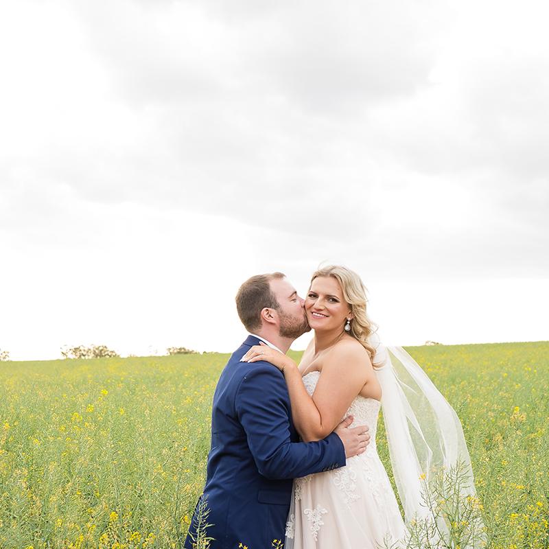 Megan and Kyle McGregor