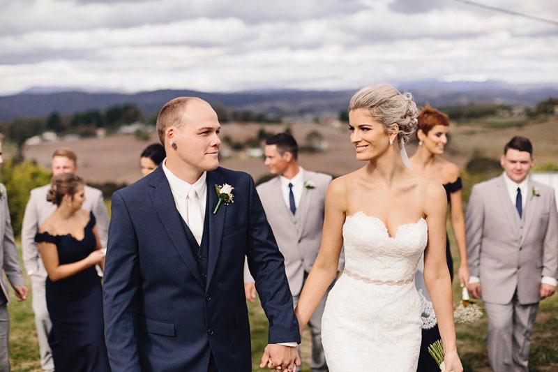 Renee and Josh Smith