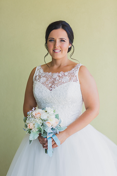 Bride, Samantha Currie