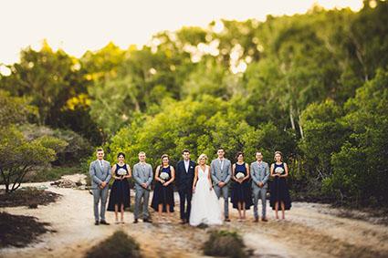 Bride & Groom, Sarah & Blake Sexton, wedding flowers