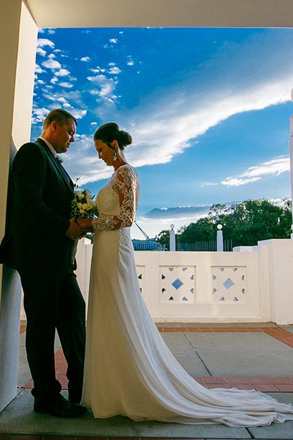 Bride & Groom, Sonia & Jesse Baird, wedding flowers