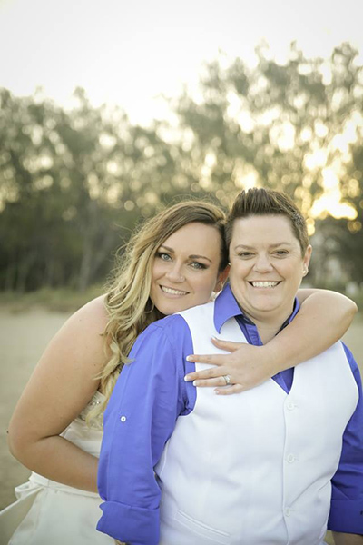 Bride, Tammie Murphy
