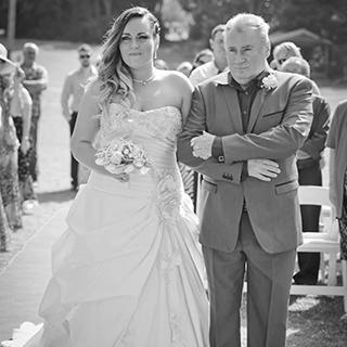 Bride & Partner, Tammie Murphy & Jody Stewart