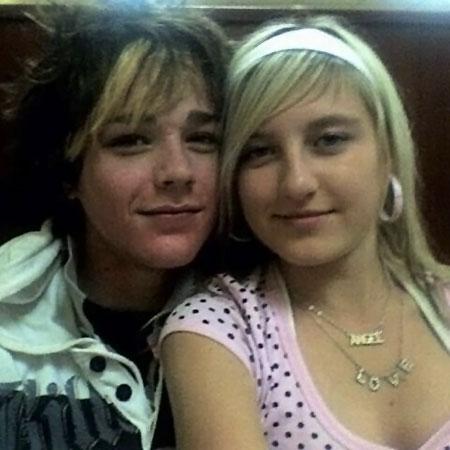 Tennielle and Lachlan Tatt