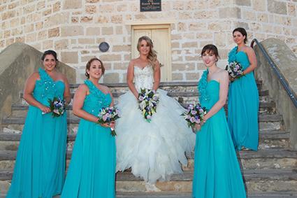 Bride, Vanessa Giles