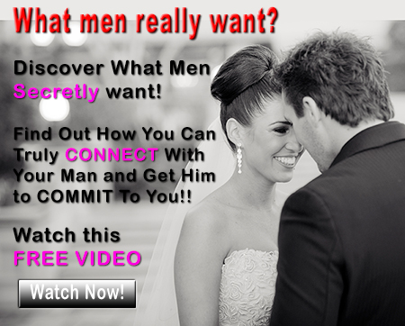 What Do Men Really Want