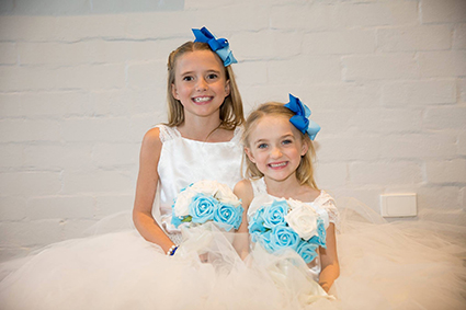 Bride, Samantha Delmege