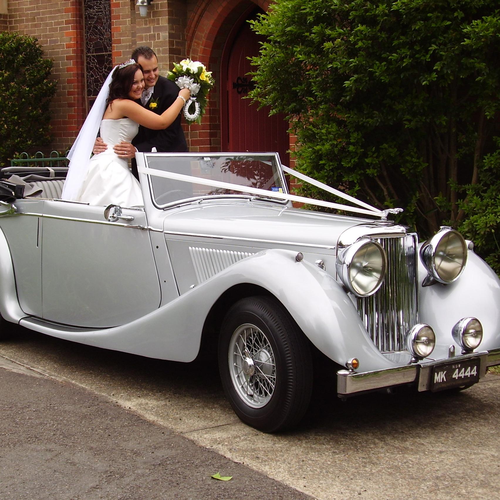 Wedding Cars Sydney   True Bride