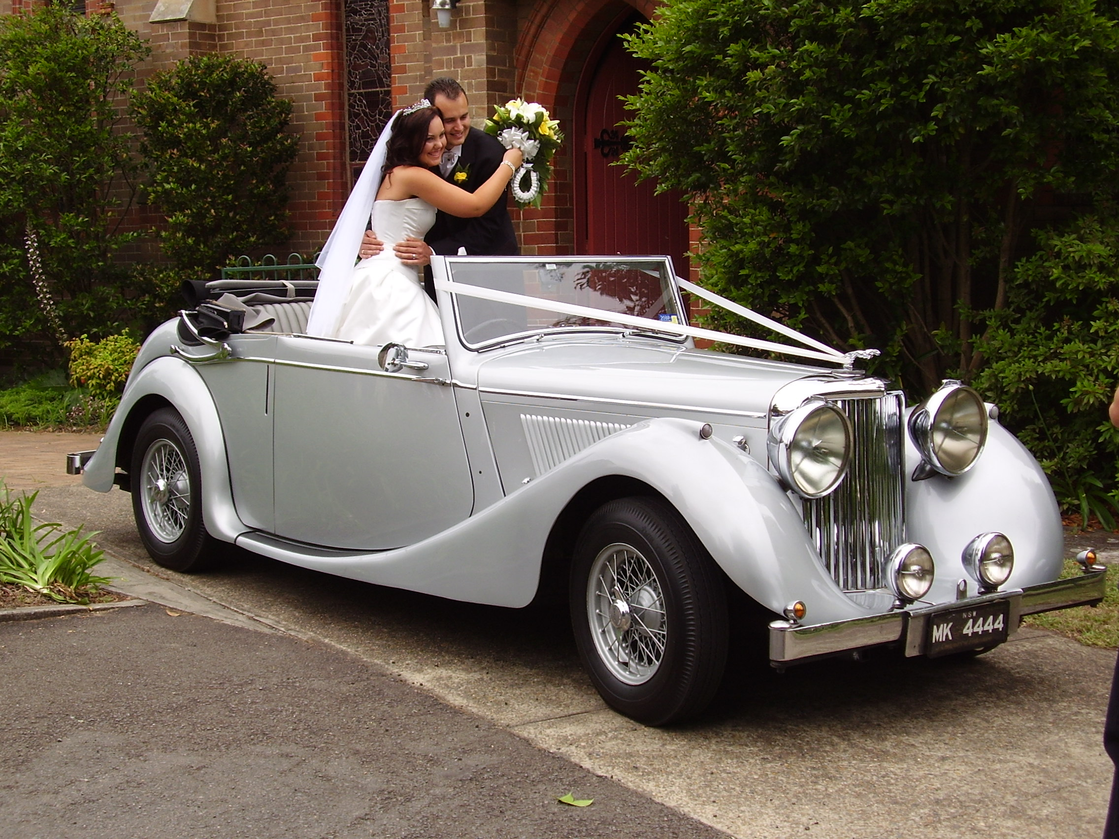 Classic Bridal Cars Wedding Cars True Bride