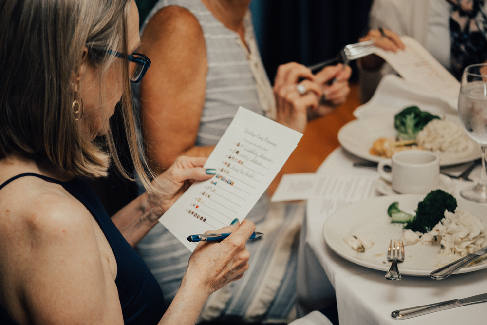 bridal party games vow mad libs