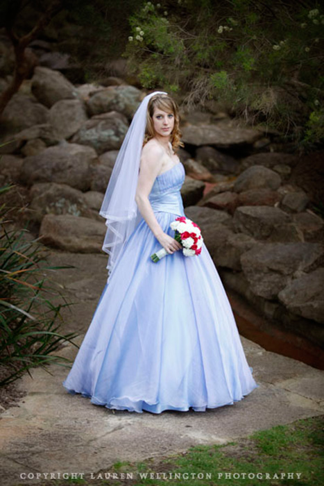 Top 5 Coloured Wedding Dresses! | True Bride