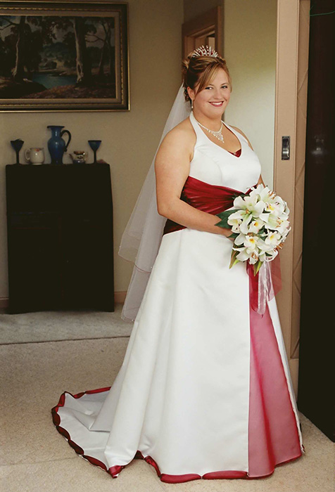 Top 5 Coloured Wedding Dresses True Bride